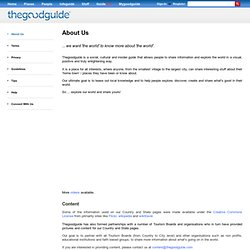 Thegoodguide