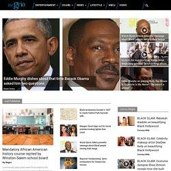 theGrio | African American Breaking News and Opinion