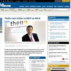 Thello vient titiller la SNCF en PACA