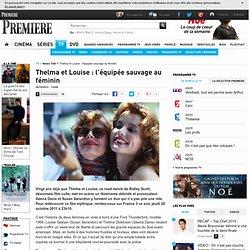 Thelma et Louise : l'équipée sauvage au féminin - thelma et louise television, france 3 thelma et louise, susan sarandon