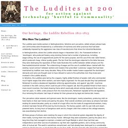 theLuddites