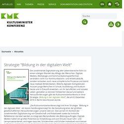 Germany: Thema 2016 Bildung in der digitalen Welt
