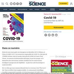 Thema n°21 - novembre 2020 - Covid-19