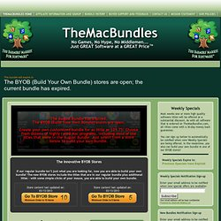 TheMacBundles Home