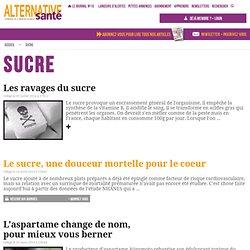 Articles de la thématique Sucre (page 1)