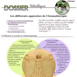 """Dossier thématique - Créer """"son"""" aromathérapie"""