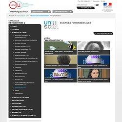 Canal-U Vidéos sur la reproduction