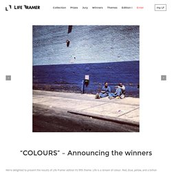 THEME 5 / Colours - Life Framer