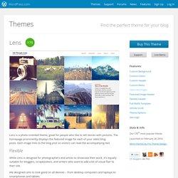 Lens Theme