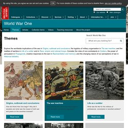 Themes - The British Library