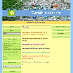 Thèmes - Cartable et Récré