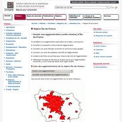 Thèmes - Territoire - DUIC - Région Île-de-France
