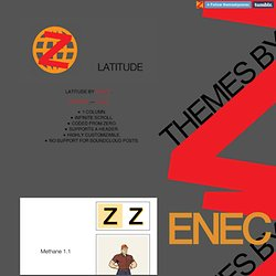 Themes by Zenec