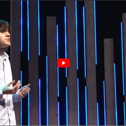 ▶ How the oceans can clean themselves: Boyan Slat at TEDxDelft