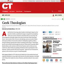 Geek Theologian