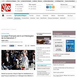 Le pape François est-il un théologien de la libération ? - Catholicisme