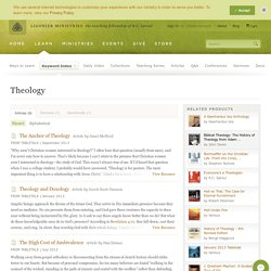 Resources from Ligonier Ministries