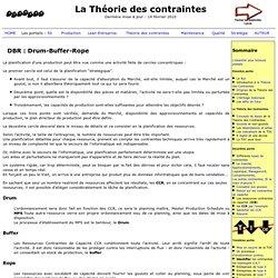 Theorie des Contraintes - partie 4