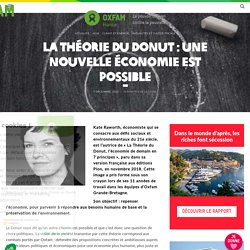 Théorie du Donut pour une économie inclusive et durable