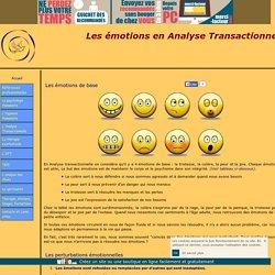La théorie des émotions en Analyse transaction