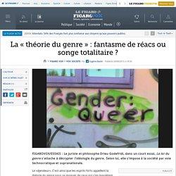 La «théorie du genre»: fantasme de réacs ou songe totalitaire?