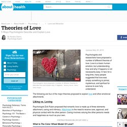 Theories of Love