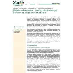 Anne Lacroix : psy-clinique
