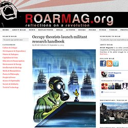 Occupy theorists launch militant research handbook
