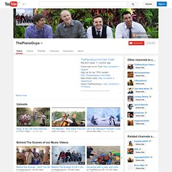 ThePianoGuys Official Channel