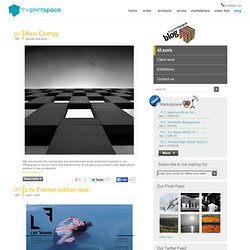Photography blog | theprintspace blog | Photography news, events, photoshop tips