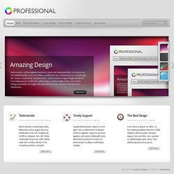 TheProfessional Theme | Just another WordPress site