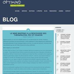 Le mind mapping à la rescousse des thérapeutes, psy et coachs