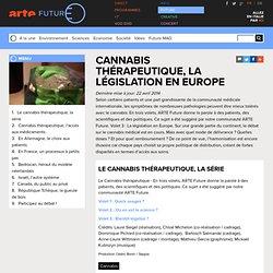 Cannabis thérapeutique, la législation en Europe
