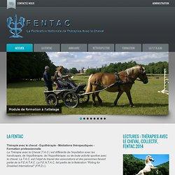 Thérapie avec le cheval - Equithérapie - Médiations thérapeutiques - Formation professionnelle