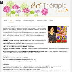 Art Thérapie Béziers - Cathy Bodart Art Thérapeute certifiée - Profil