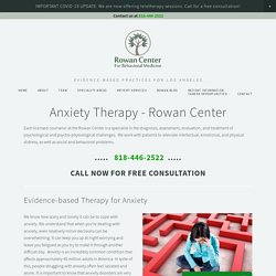 Counseling Therapy Toluca Lake