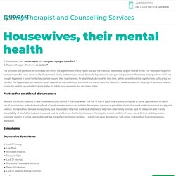 The Unique Value of Marriage Therapist and Family Counselling