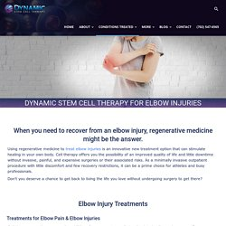 Dynamic Stem Cell Therapy in Las Vegas NV