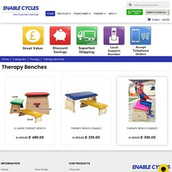 Buy Therapy bench Online Ireland - Enablecycles.com