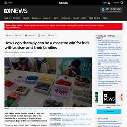 How Lego therapy can be a 'massive win' for kids with autism and their families