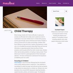 child psychologist near me - Pinkymind
