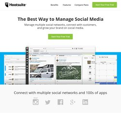 There's a Better Way to Manage Social Media