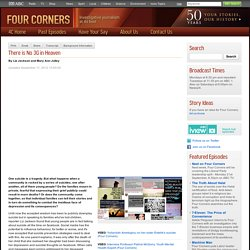 There is No 3G in Heaven - Four Corners
