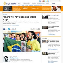 'There will have been no World Cup'