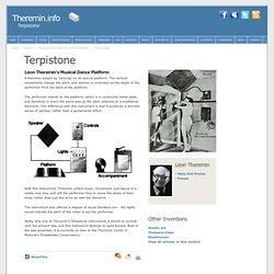 Terpistone