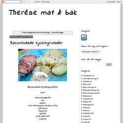 Therése mat & bak: Kyckling