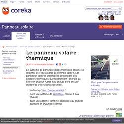 Panneau solaire thermique : prix et fonctionnement