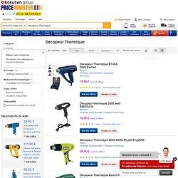 Acheter Decapeur Thermique pas cher ou d'occasion sur PriceMinister