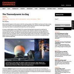 The Thermodynamic Ice Bag