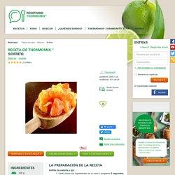 Sofrito por Thermomix®. La receta de Thermomix<sup>®</sup> se encuentra en la categoría Básicas en www.recetario.es, de Thermomix<sup>®</sup>